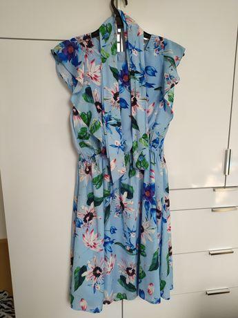 Sprzedam piękną i elegancką sukienkę H&M hm mama XL, stan idealny