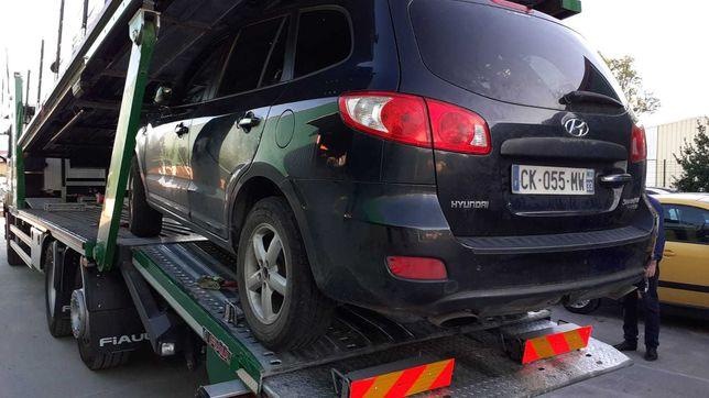 Hyundai Santa Fé - desmantelamento