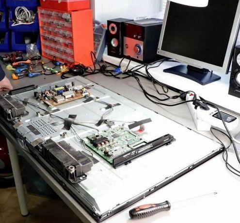 Ремонт компьютеров/ноутбуков с выездом. Ремонт Smart TV в Кривом Рогу