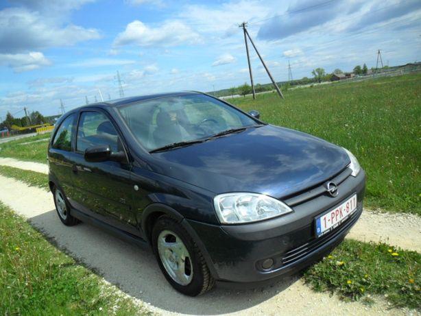 Opel Corsa C 2002 rok prod. 1.7DTI, 55kW, 75KM