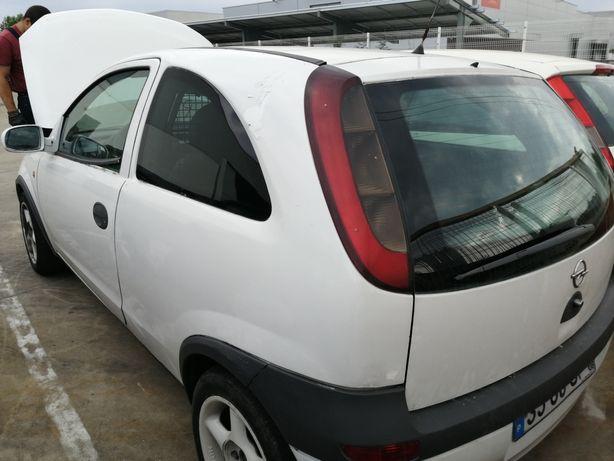 Opel Corsa C 1.7DTI