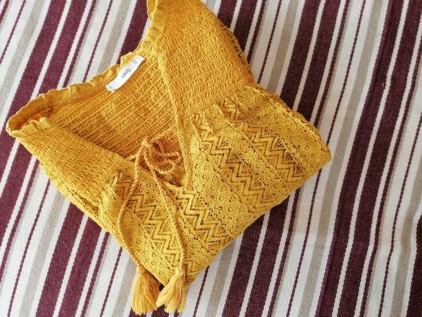 Blusa de Verão da Mango