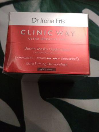 Dr Irena Eris Clinic Way dermo maska + Gratisy
