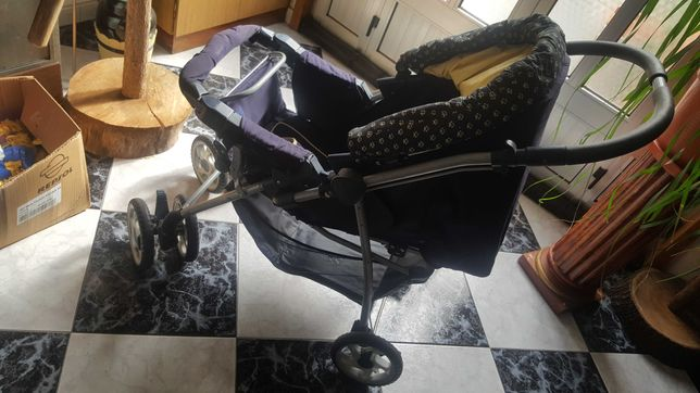 carrinho de bebé e Criança