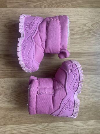 Дитячі зимові чоботи