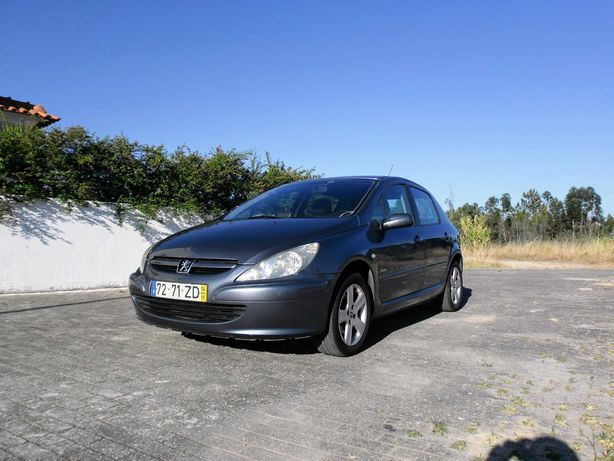 2004 Peugeot 307 1.6 HDI 110cv 170000km Navtech on Board +Extras