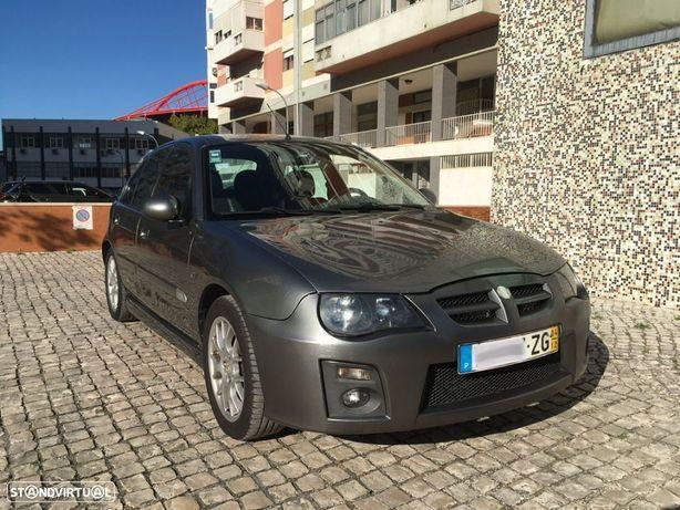 MG ZR 105 Entry