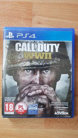 Call of Duty WW II Ps4 sprzedaż zamiana