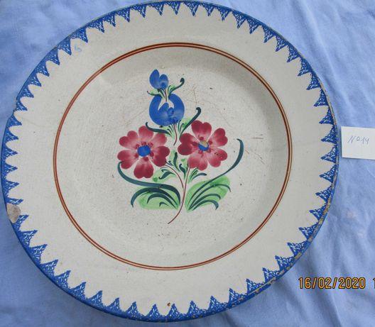 Prato florido antigo