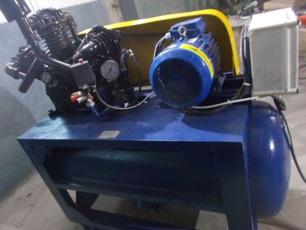Kompresor WAN AW S1P-135 3 cylindry 400l 7,5kw