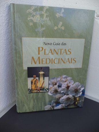 Novo Guia das Plantas Medicinais. *** Textos: M. Domínguez – R.Gómez *