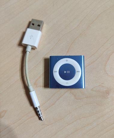iPod Shuffle 4 blue