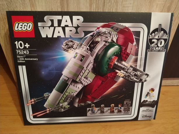 LEGO STAR WARS 75243 Slave I edycja rocznicowa NOWY