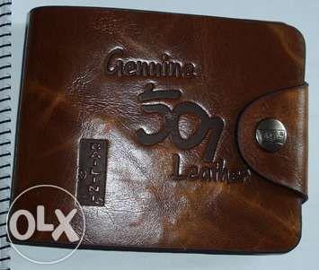 Carteira pele Oliveira De Frades, Souto De Lafões E Sejães - imagem 1