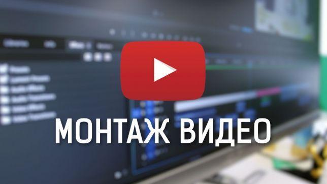 Инфографика и монтаж , склейка видео , разработка лого и анимации