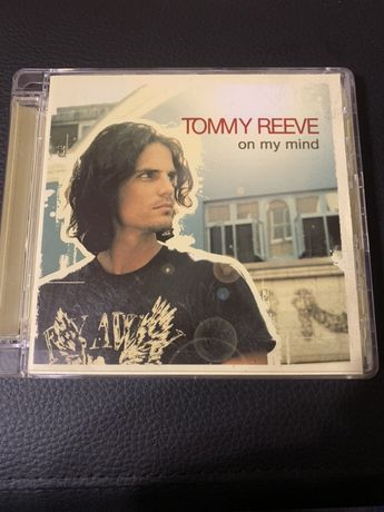 """Tommy Reeve """"On my mind"""""""