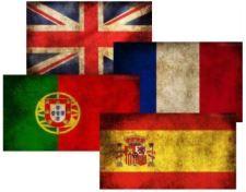 Tradução - Português, Inglês, Francês e Espanhol