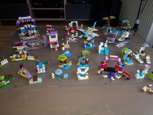 MEGA zestaw LEGO freinds