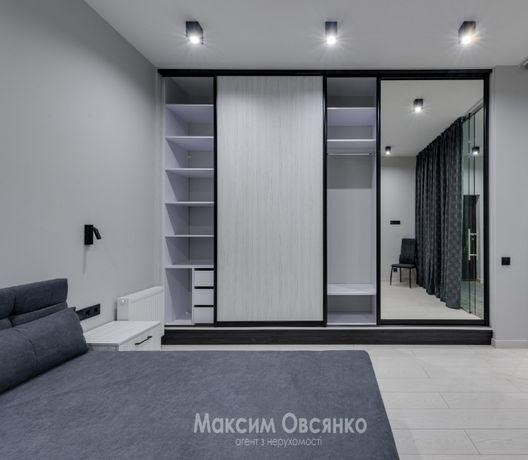 Стильная квартира с новым ремонтом в районе Лавры ул. Лейпцигская 13а