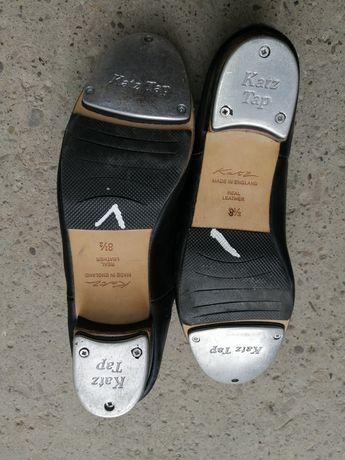 Взуття для танців чічотка, шкіряне