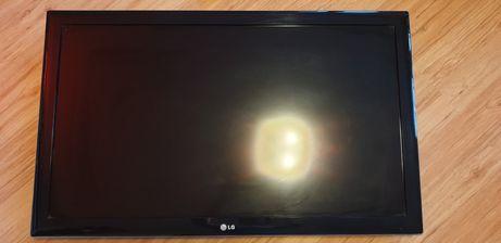 Telewizor LCD LG 42LD650 uszkodzony