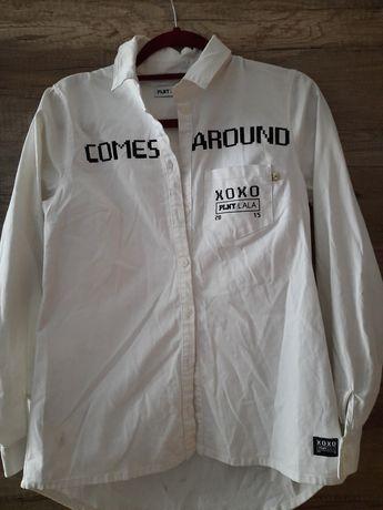 Koszula biała XXS/XS/S PLNY LALA