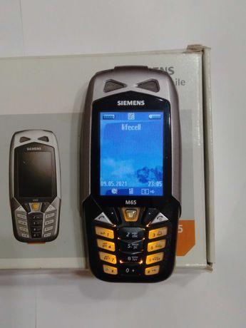 Продам мобильный телефон Сименс(Siemens) M65.