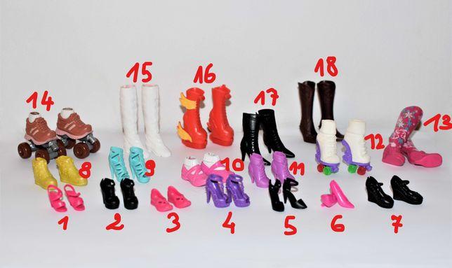 Buty buciki wrotki dla lalki Barbie + możliwa paczka olx