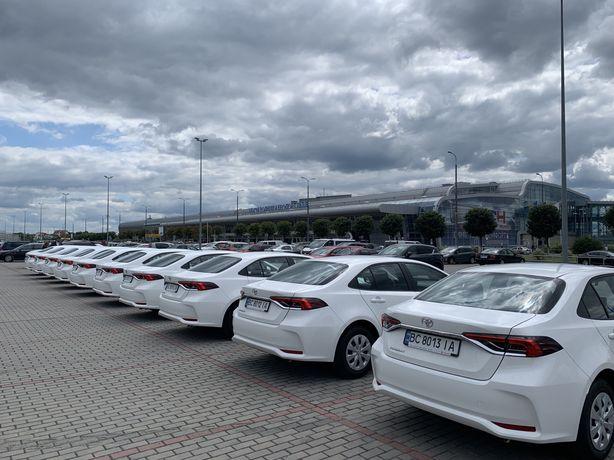 Прокат автомобіля Toyota Corolla