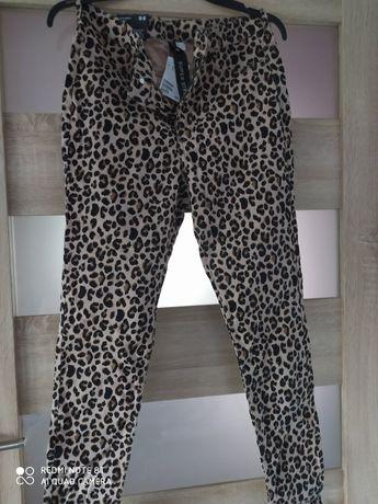 Nowe spodnie z metka  h&m rozm 44
