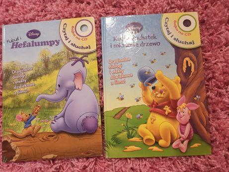 Książki dla dzieci Kubuś Puchatek