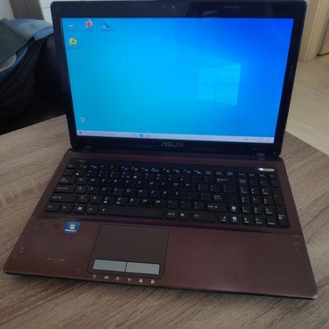 Laptop Asus 53 i3 4gb 240ssd