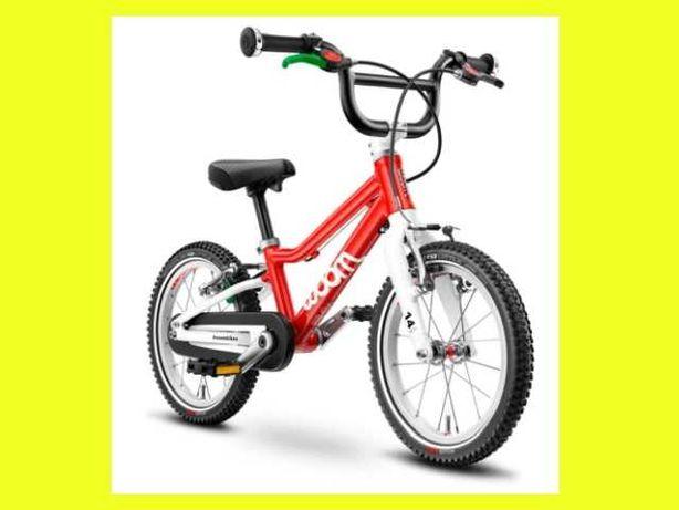 #nowy# Woom 2 czerwony rowerek rower 5,3kg gwarancja 2 lata
