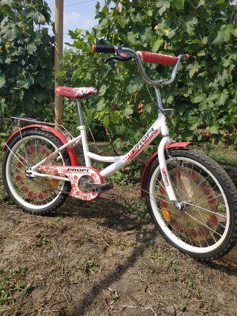 Велосипед детский на 7-11 лет