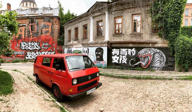 Продам volkswagen transporter T3