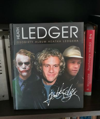 Osobisty album Heatha Ledgera