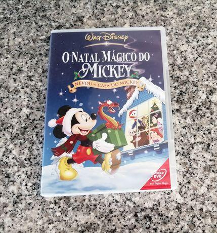 DVDs - Filmes originais de animação da Disney e outros.