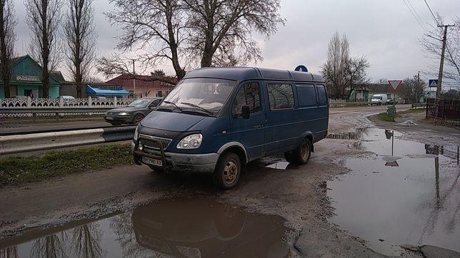 ГАЗ 2705 ( газель)
