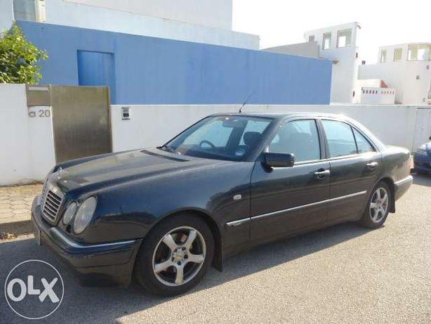Mercedes-Benz Class E W210 peças