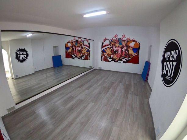 Sala taneczna / sala fitness w centrum Katowic / wynajem sali