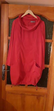 Sukienka cieplejsza firmy Tabbo rozmiar 42