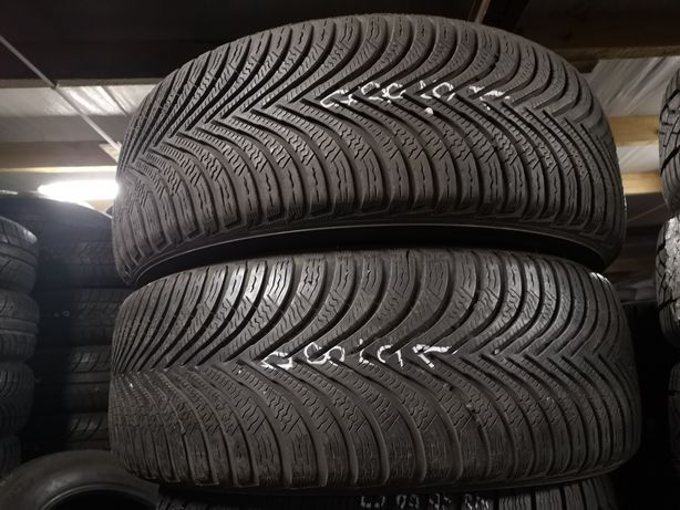 Opony zimowe 215/60/16 Michelin 2szt