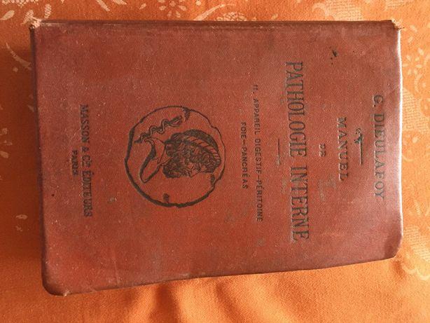Livro Patologia Interna - Aparelho Digestivo em Francês