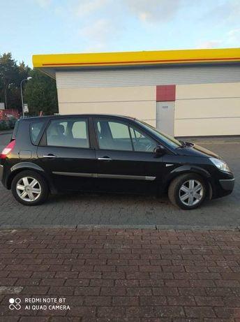 Sprzedam Renault Scenic II benzyna - gaz