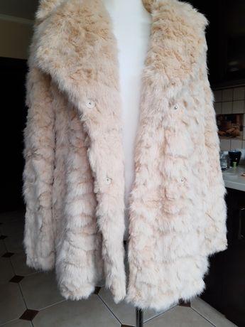 Шуба Zara из искусственного меха