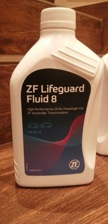 ZF lifeguard 8 Olej do skrzyni biegów (2x1litr)