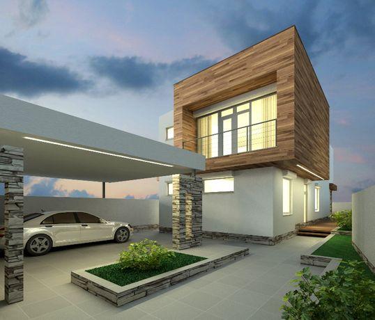Проектирование домов. Проект дома. Чертежи. Конструкции.