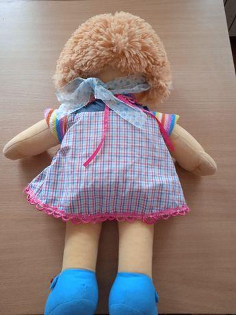 Плюшевая куколка Катерина.