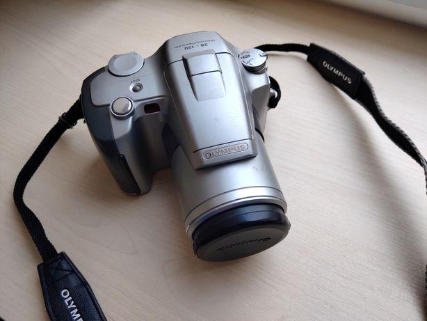Пленочный фотоаппарат Olympus IS-50 SLR 28-120 mm Zoom