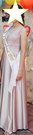 випускна красива сукня